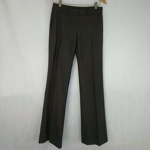 Theory straight leg front pocket trousers sz 2